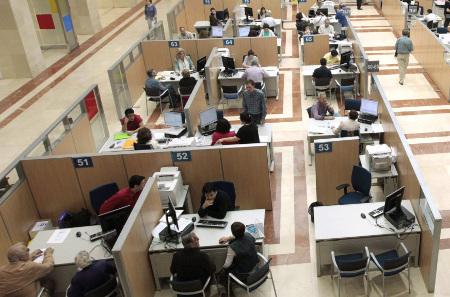 La agencia tributaria canaria for Oficina tributaria canaria
